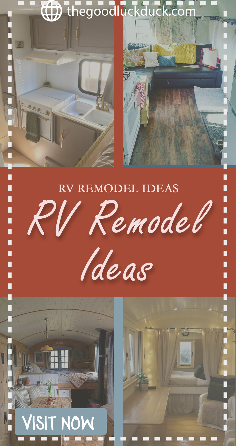gutted rv remodel