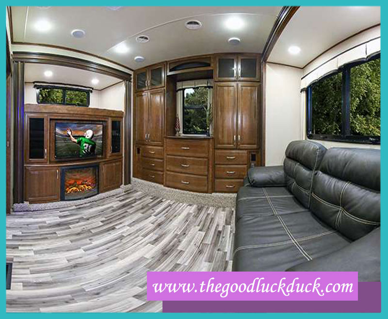 used class a rv bunkhouse diesel