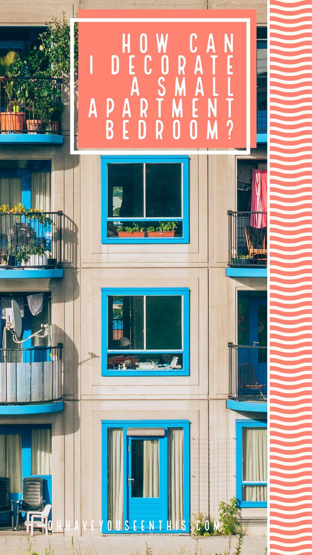 Apartement bedroom inspiration