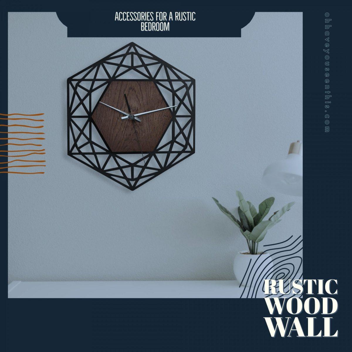 Accessories for A Rustic Bedroorustic bedroom furniture sets