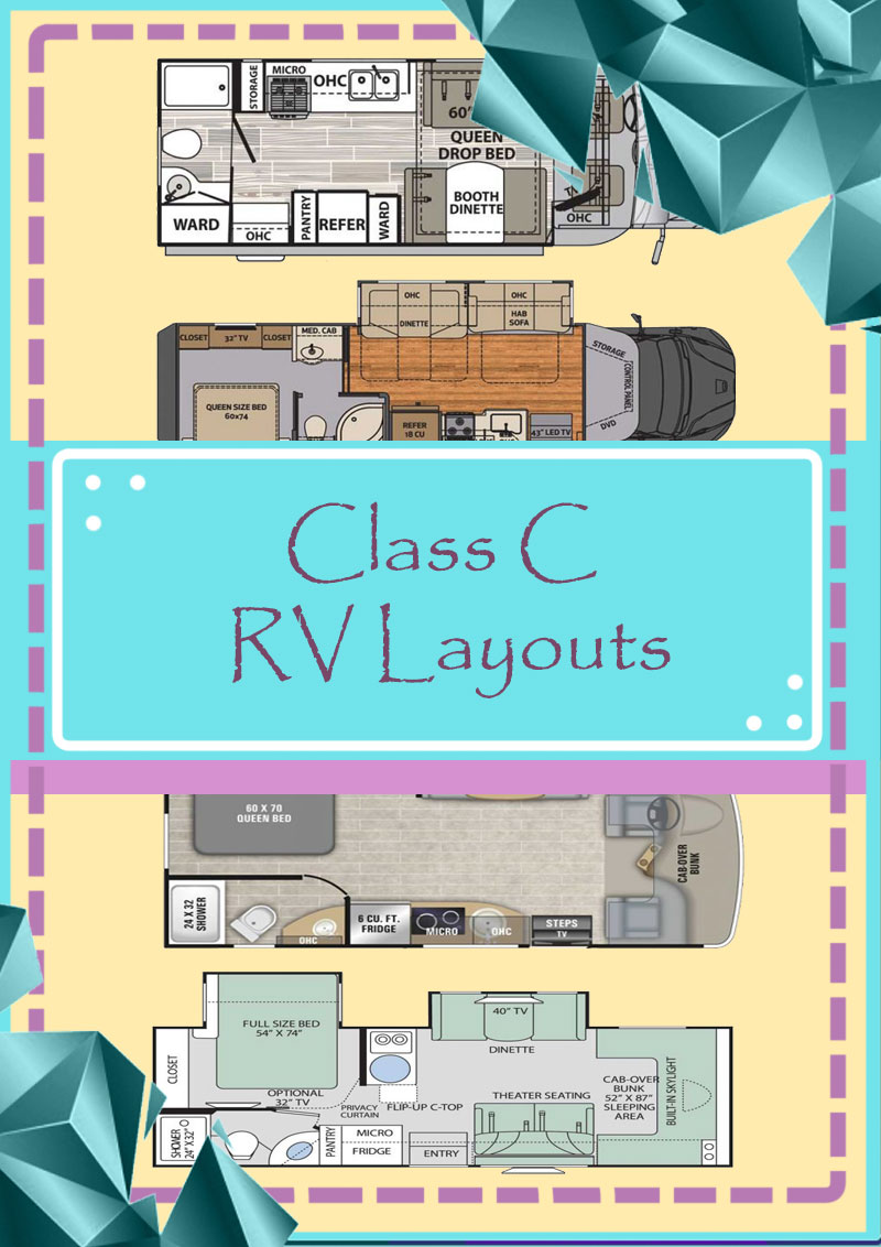best rv layouts