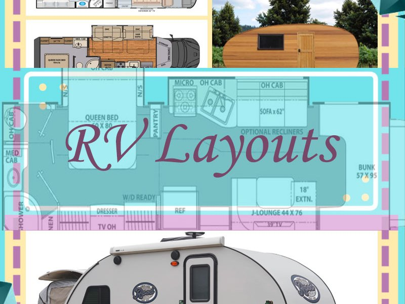 popular rv layouts
