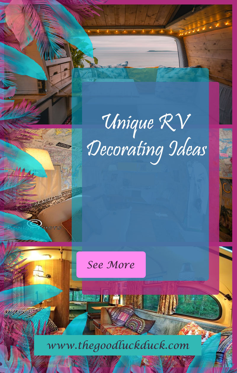 easy diy rv decorating ideas