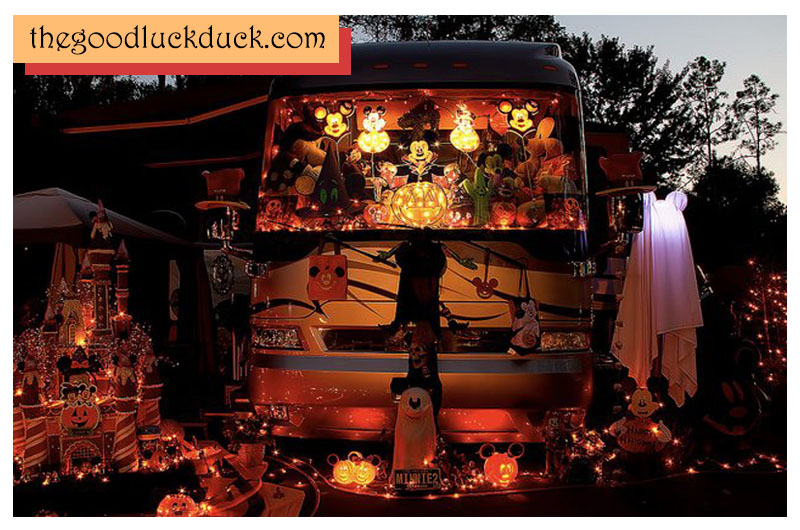 rv outside decorating ideas