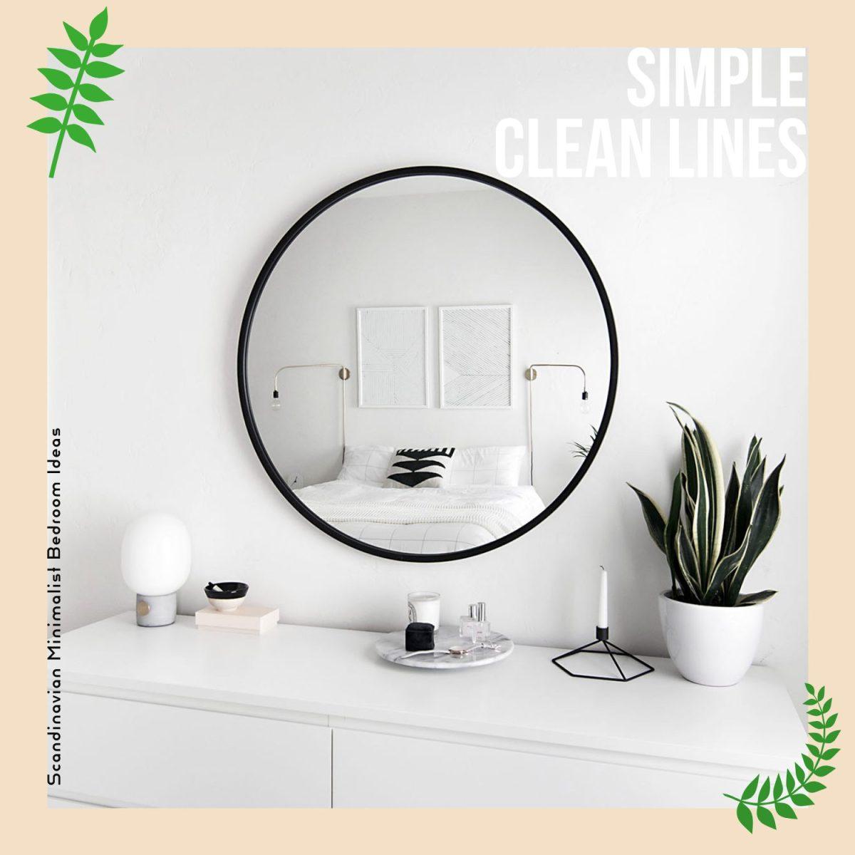 Scandinavian Minimalist Bedroom Ideas