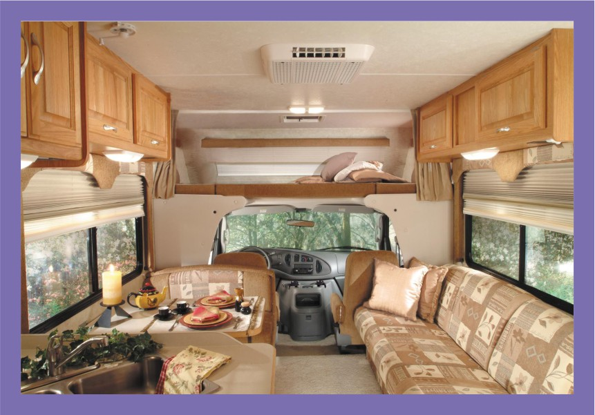 brands of travel trailers