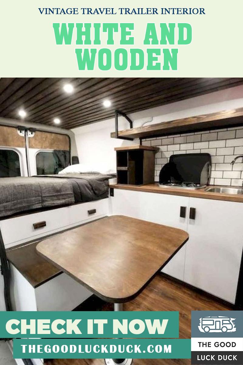 travel trailer remodel supplies