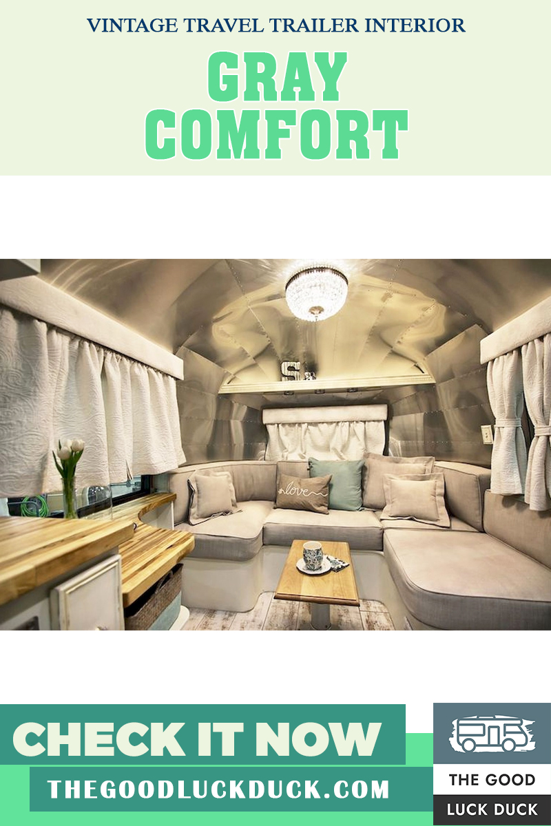 travel trailer remodel supplies
