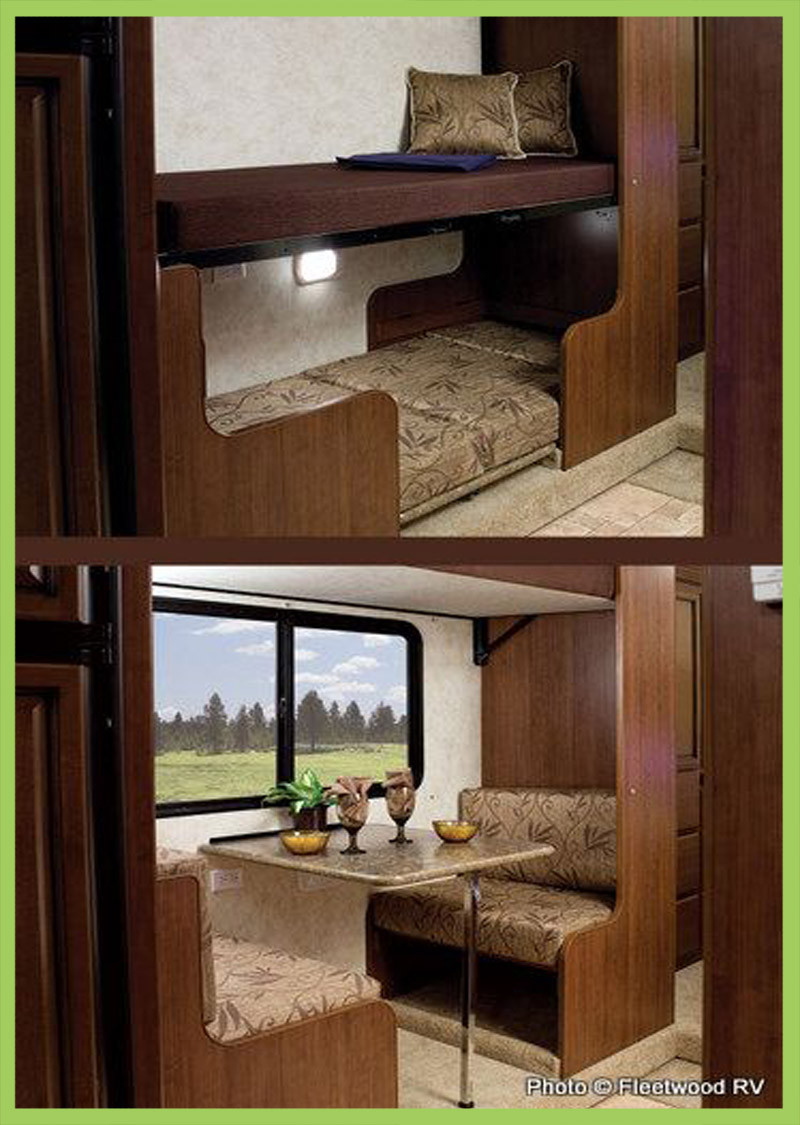 rv couch bed