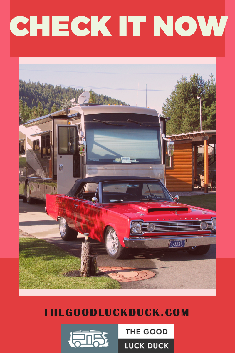 rv camping trailers
