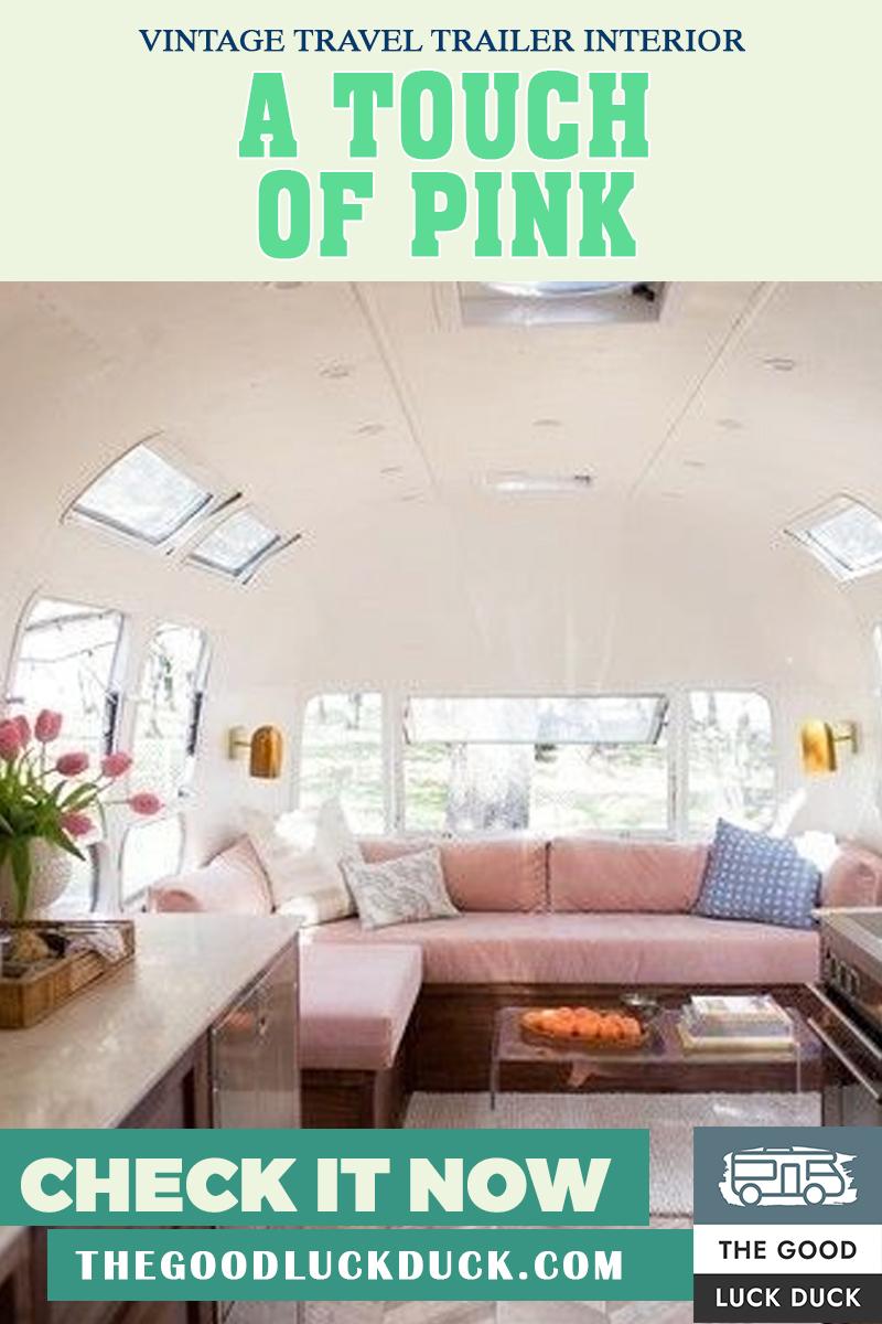 travel trailer interior design