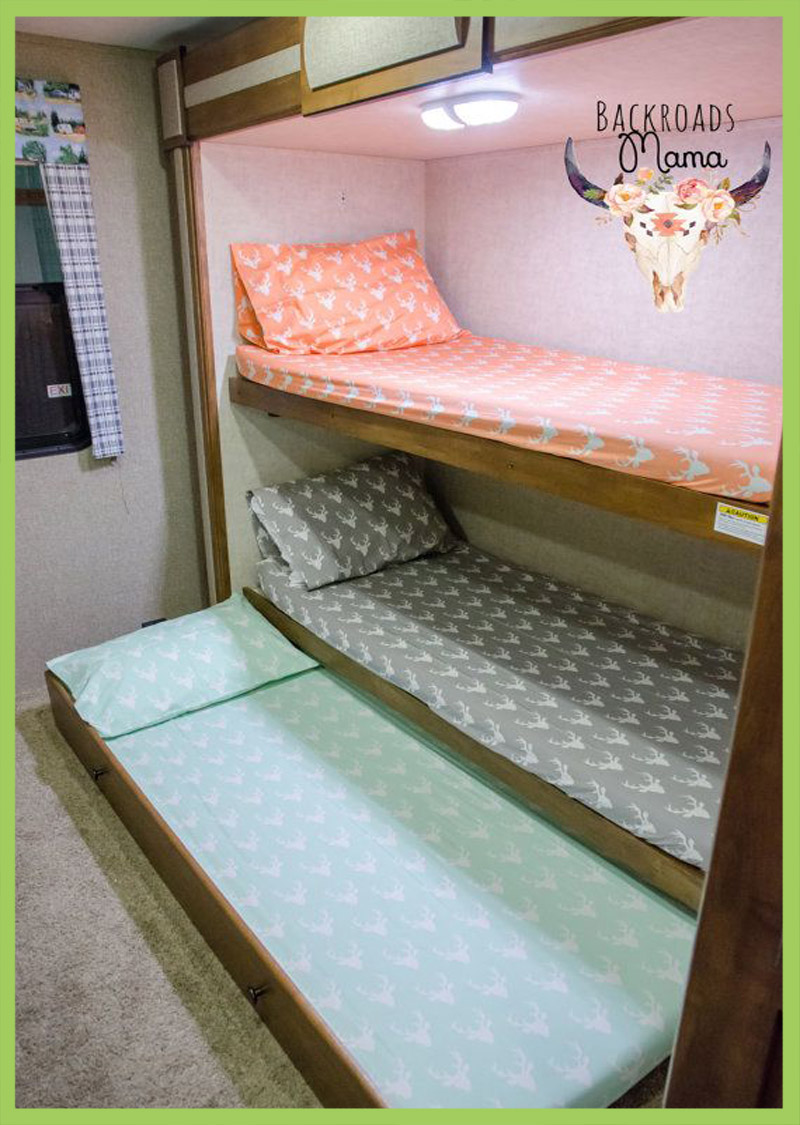 rv table bed