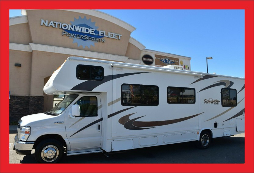 best used class a motorhome