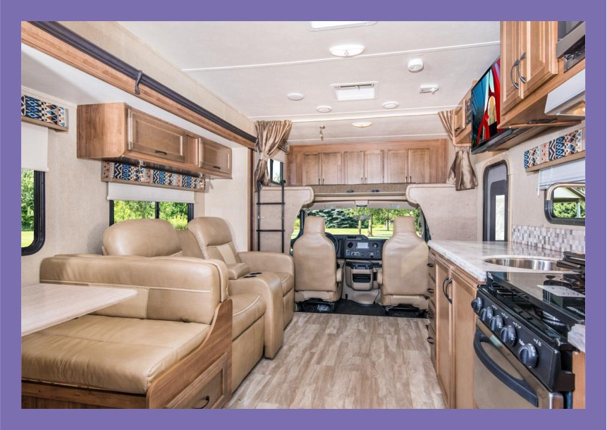 used class c motorhomes under $20000