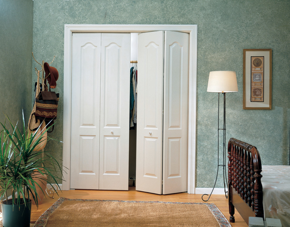 Bedroom Closet Bifold Doors