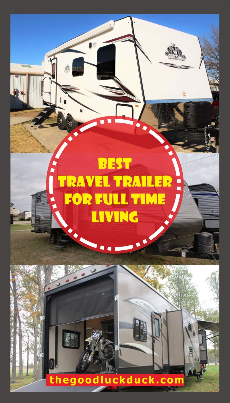 best travel trailers 2018