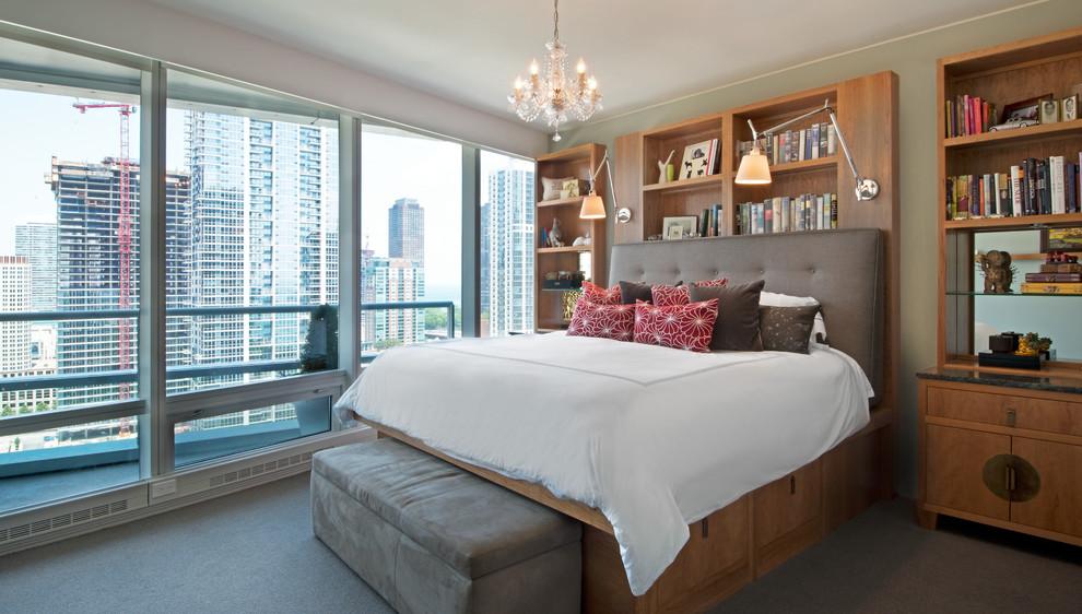 bedroom drawer organization. Invest in storage ottomans