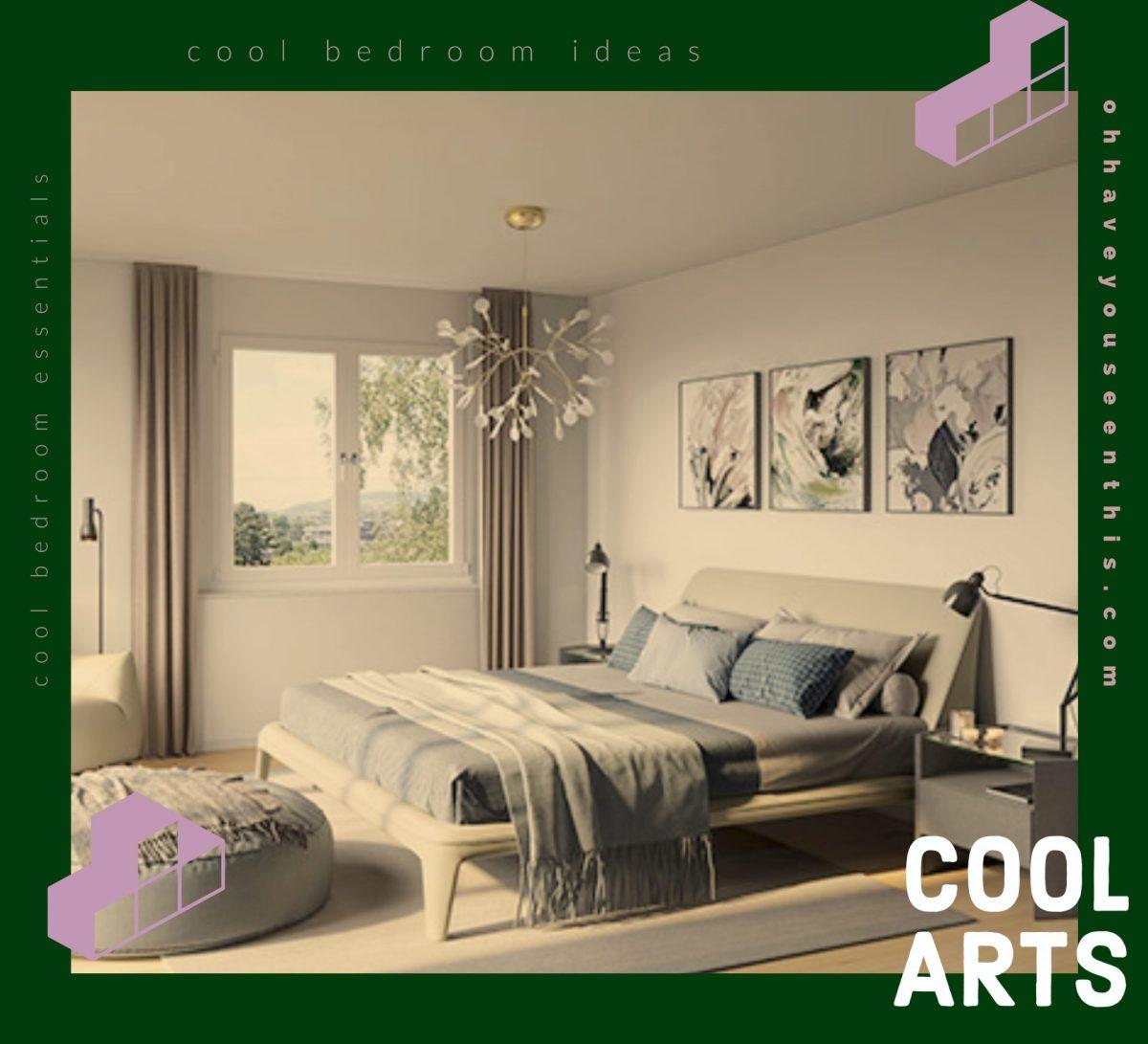 Cool Bedroom Essentials