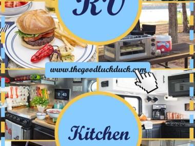camper kitchen unit