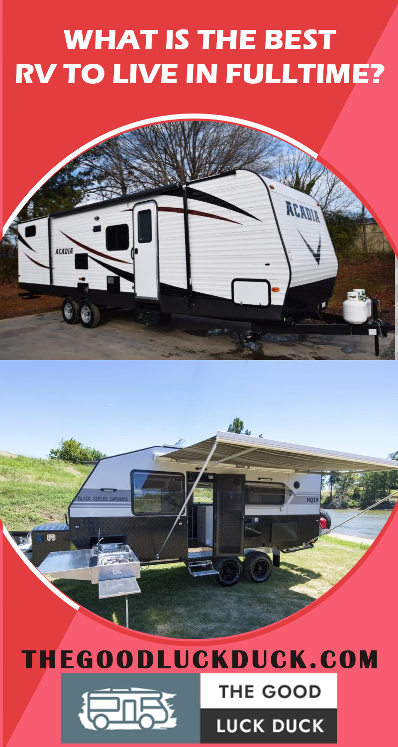 stationary rv living cost
