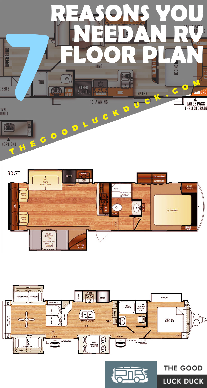 winnebago class c motorhome floor plans