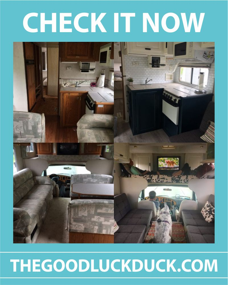 how to renovate a camper trailer