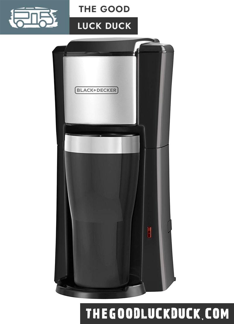 low watt coffee maker rv