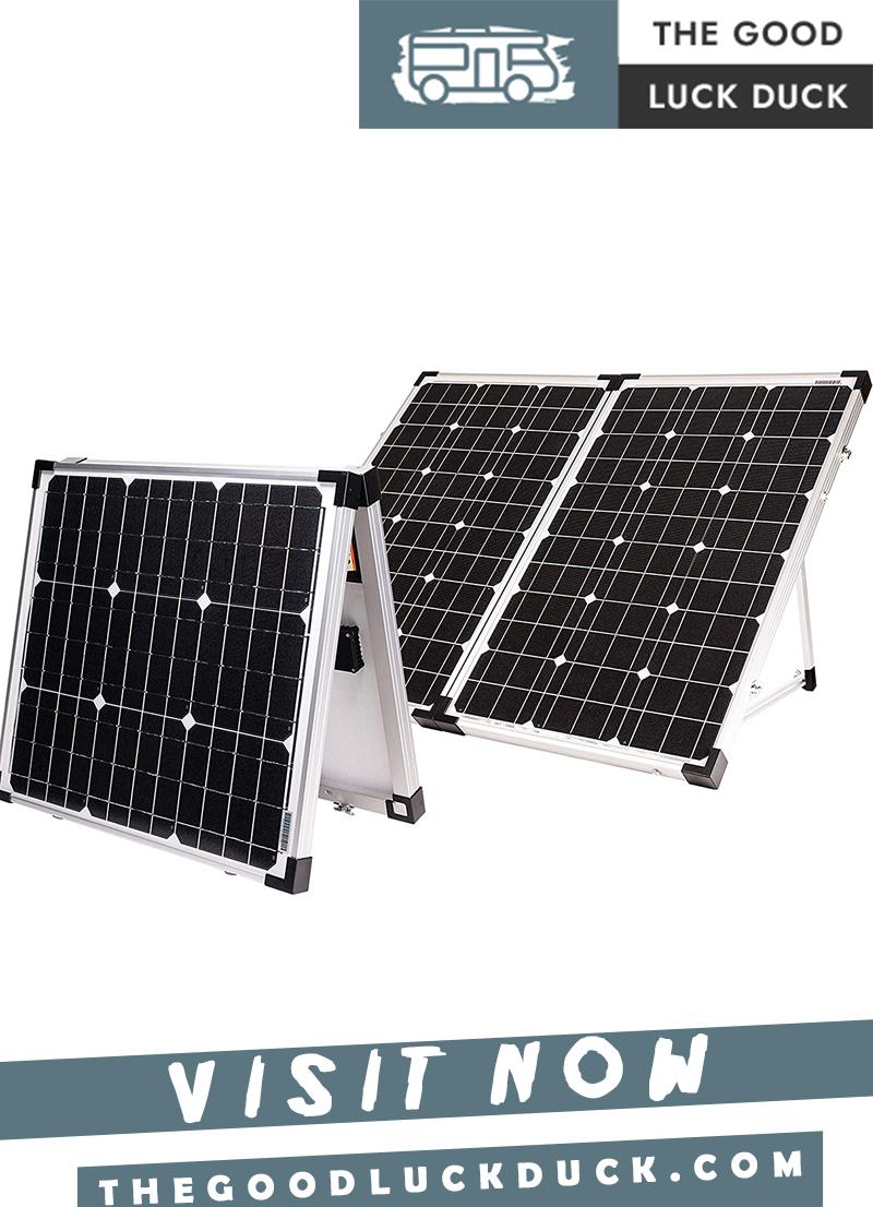 installing solar panels on rv roof