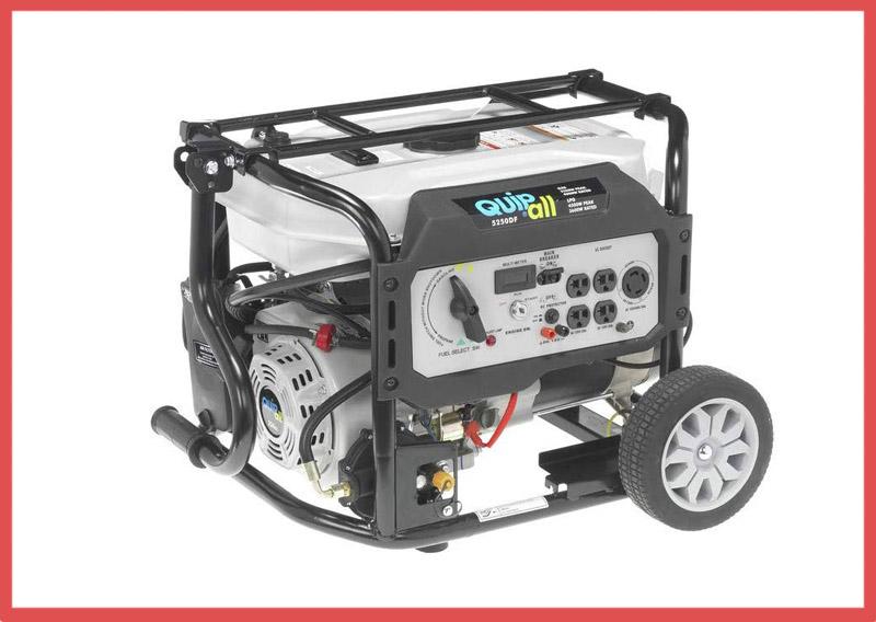 quietest generator for rv
