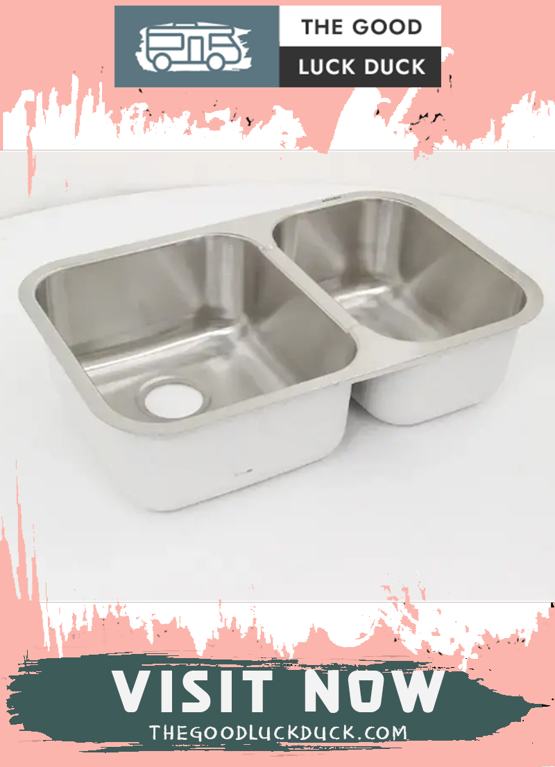 small rv sinks