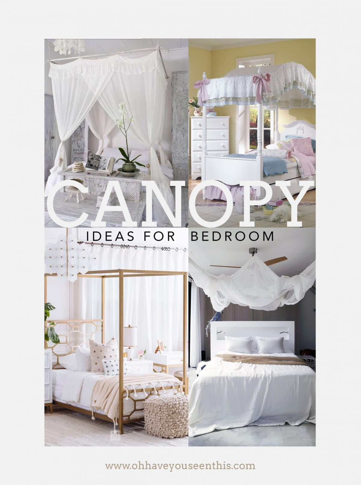 Canopy Ideas For Bedroom Cover