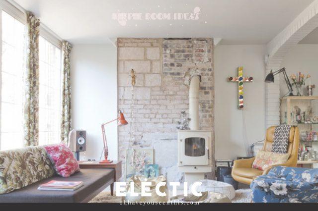 Hippie Living Room Ideas