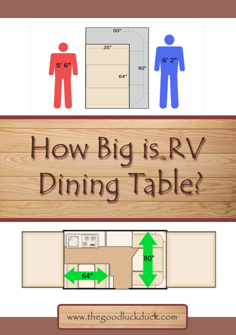 rv dining table replacement
