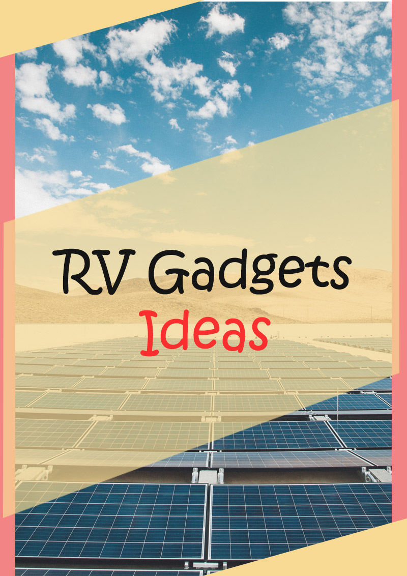 best rv living gadgets 2018