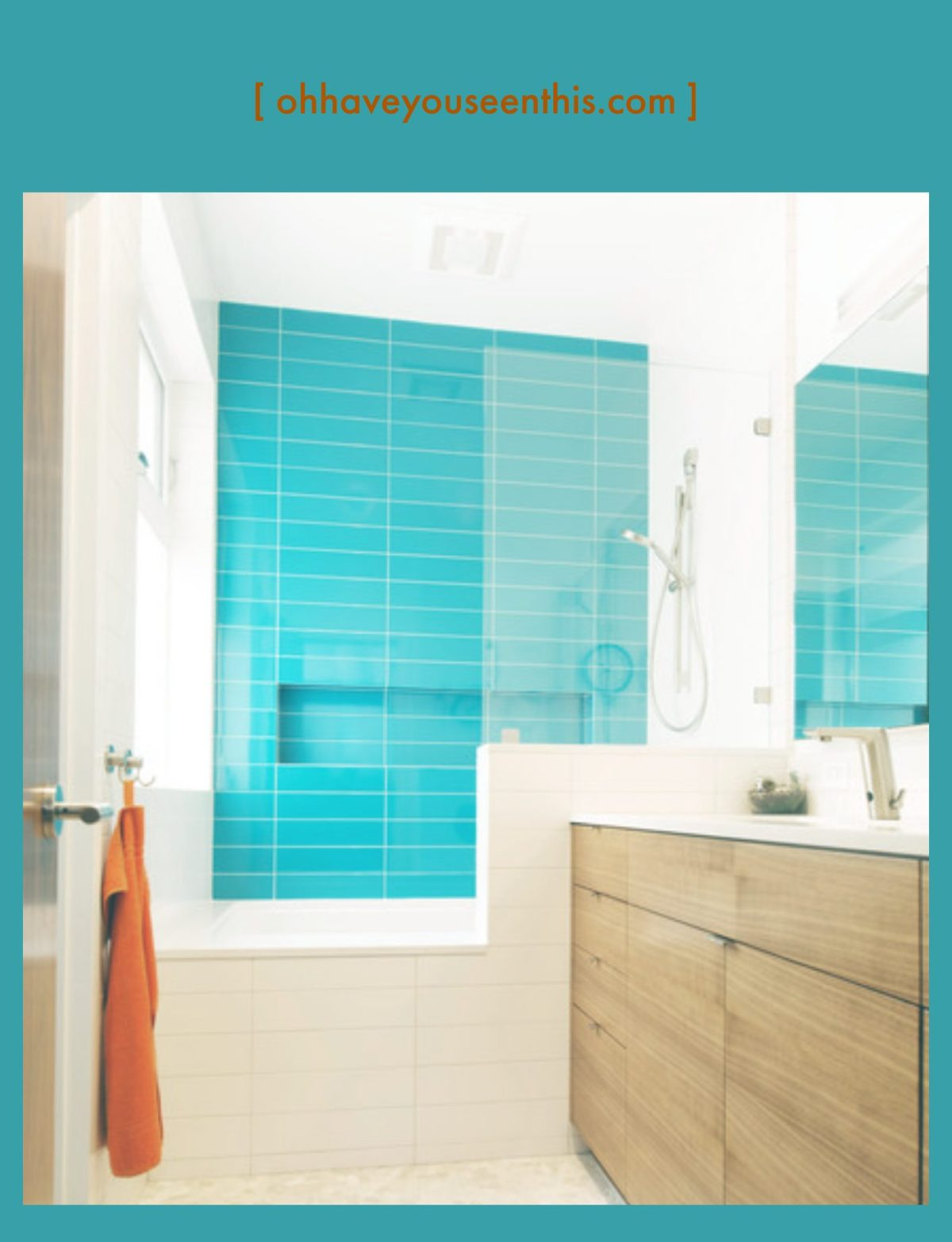 Turquoise Bathroom Ideas