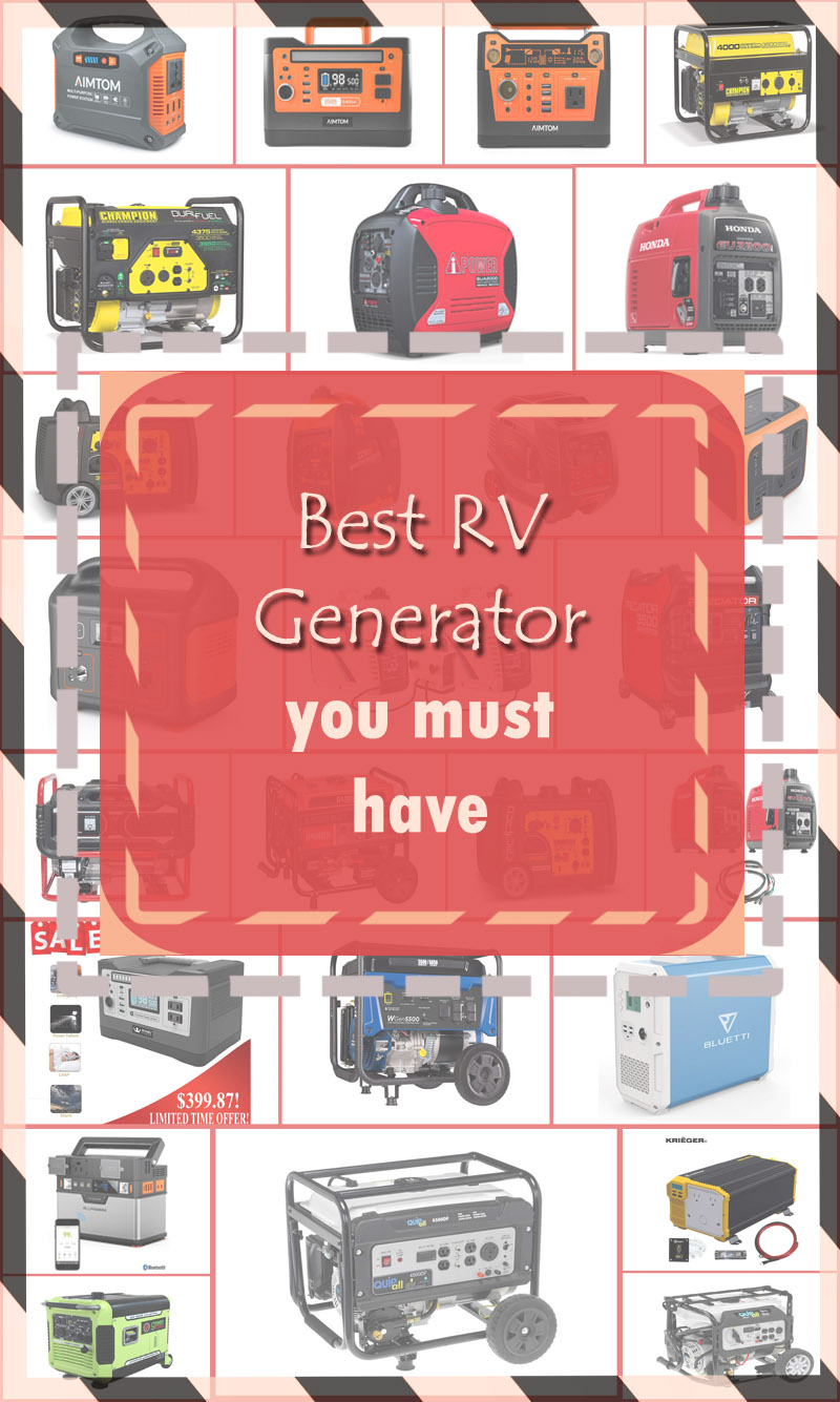 rv ready generator