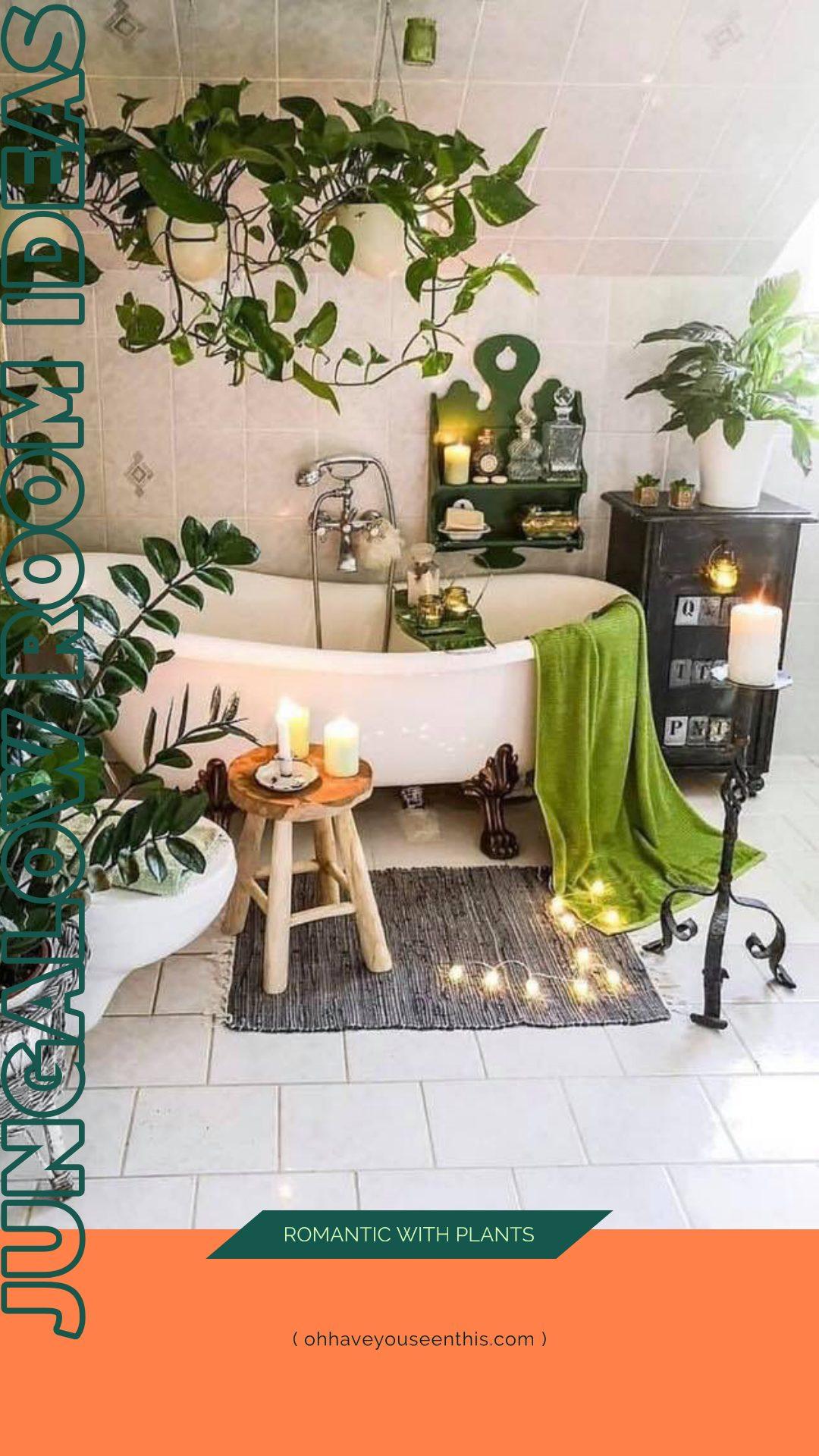 Jungalow Room Ideas