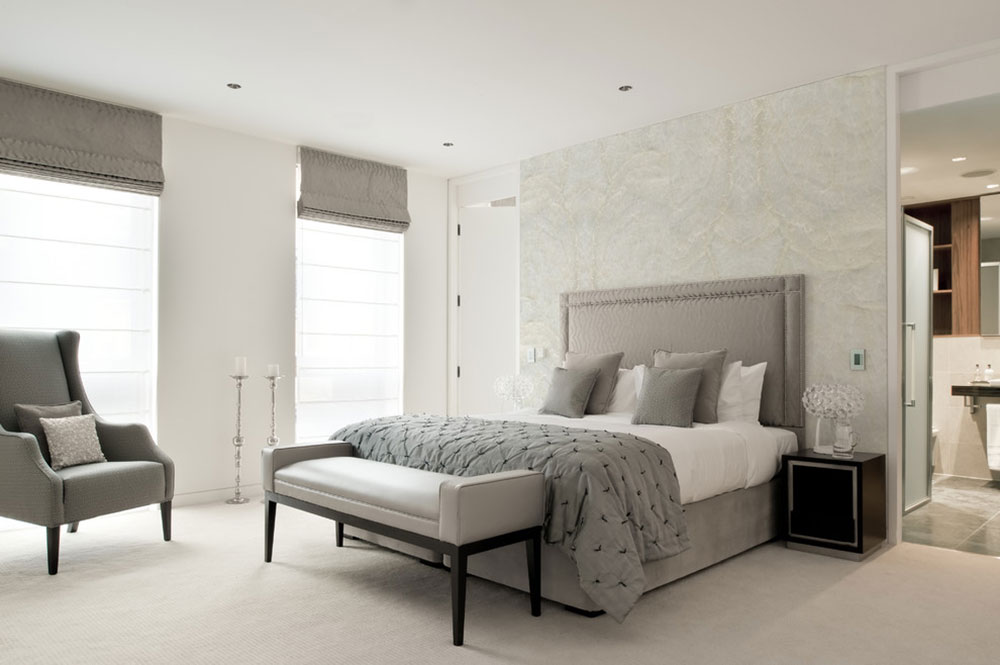 Romantic bedroom ideas for newlyweds
