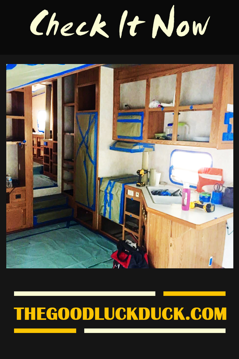 lightweight cabinets for campers
