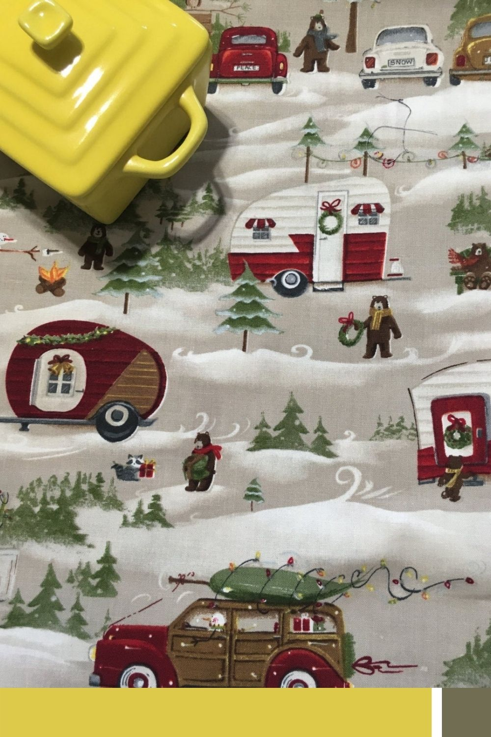 rv christmas decoration ideas