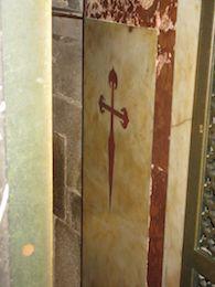 Symbol of faith cross