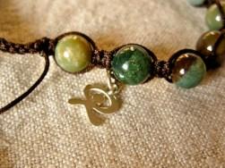 Indalo shambhala lucky travel bracelet