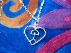 Lucky Indalo heart love