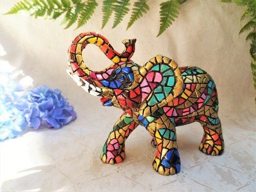 Lucky Elephant ceramic