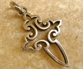 Cross symbol of St James