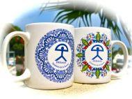 Indalo souvenir mugs