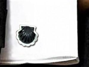 Gift for good luck cufflink