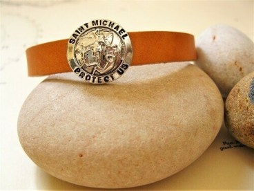 St Michael travel bracelet