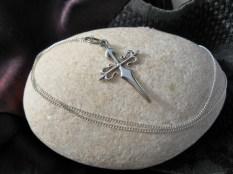 Cross of St James get well jewellery
