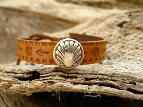 Keep safe Camino bracelet